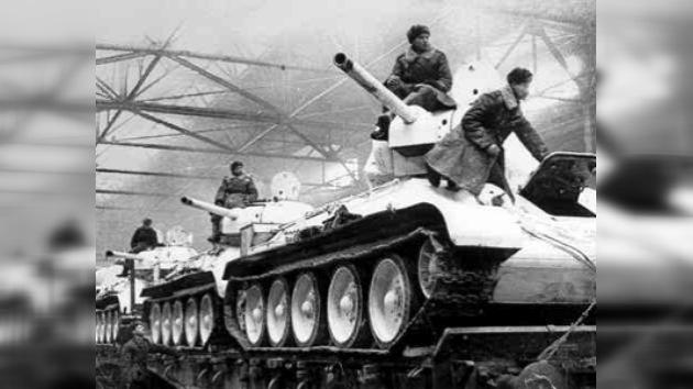 El T-34 ruso: un legendario símbolo de la victoria sobre el fascismo