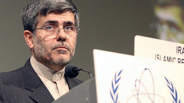 """Irán: """"El enriquecimiento de uranio continuará con intensidad"""""""