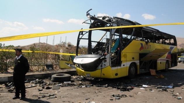 Al Qaeda amenaza con atacar a los turistas si no abandonan Egipto el 20 de febrero