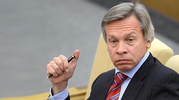"""""""Las sanciones de Ucrania contra Rusia son un suicidio"""""""