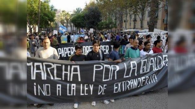 En España los inmigrantes sufren más que nadie el azote del desempleo