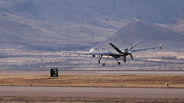 Drones y aviones tripulados de EE.UU. sobrevuelan el espacio aéreo de Siria