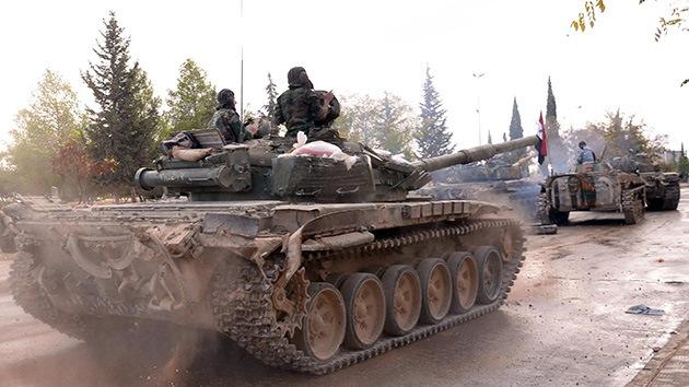 Siria amenaza con atacar territorio libanés para combatir a los rebeldes ahí refugiados