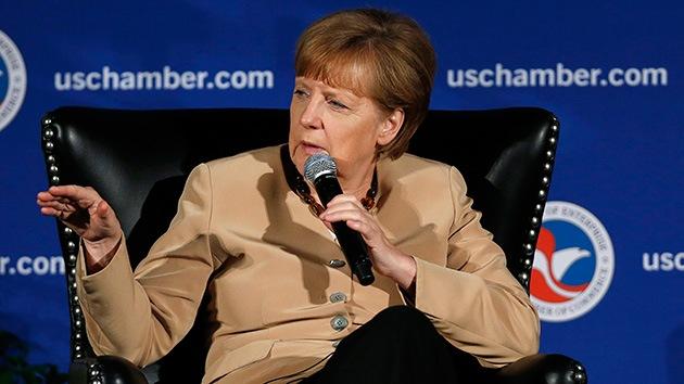 'Mami decide todo en Europa': ¿Para qué unas elecciones si Merkel es la que manda?