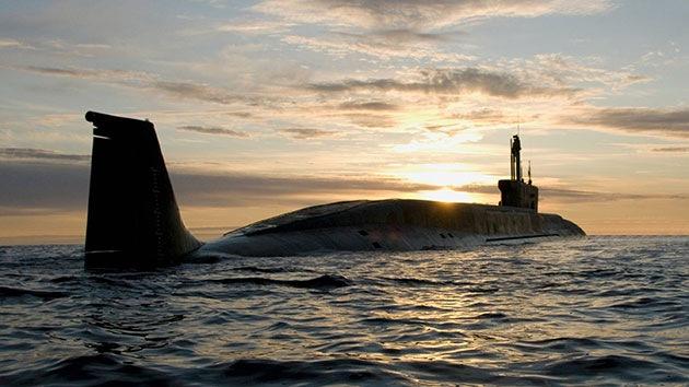 La Marina rusa desarrollará un submarino silencioso de reconocimiento