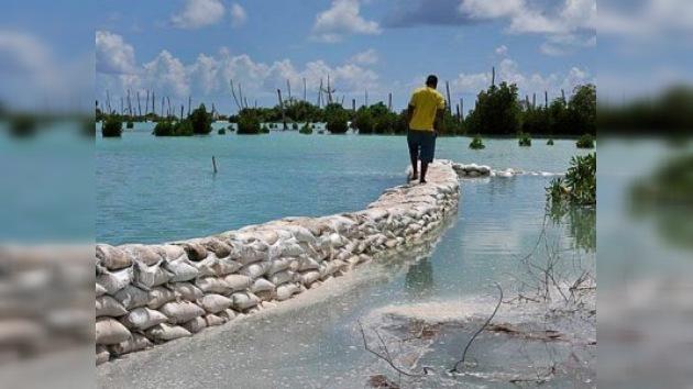 Kiribati, el primer país destruido por el cambio climático