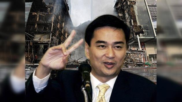 """Vejjajiva: """"La situación en Bangkok está bajo nuestro control"""""""