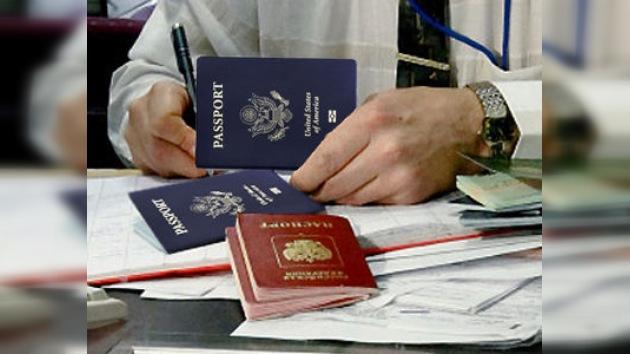 Habrá menos trámites en los visados entre EE.UU. y Rusia