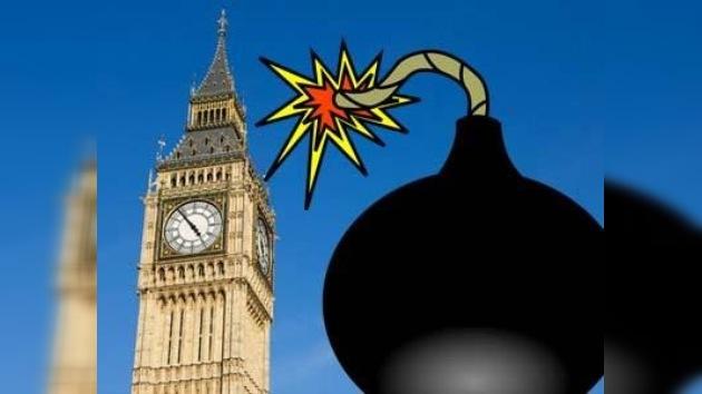 Terroristas planeaban atentar contra el Big Ben