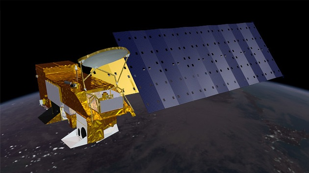EE.UU. revela un programa de satélites para espiar satélites