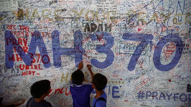 """""""El vuelo MH370 de Malaysia Airlines no cayó en el océano Índico"""""""