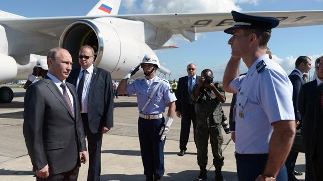Todo sobre la gira histórica de Putin por Latinoamérica
