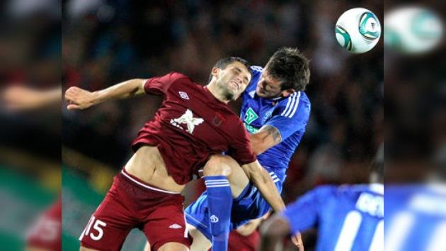 El Rubín Kazán gana al Dinamo de Kiev y le echa de la Liga de Campeones