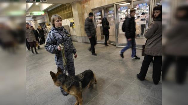 Falsa amenaza de bomba en el metro de San Petersburgo
