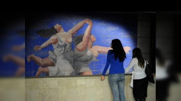 Picasso puede conmover a los rusos como hace 50 años