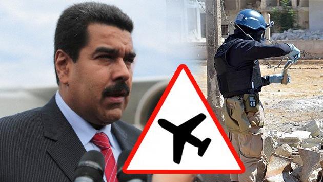 Balance semanal: La ONU confirma el ataque químico en Siria, EE.UU. bloquea un vuelo de Maduro