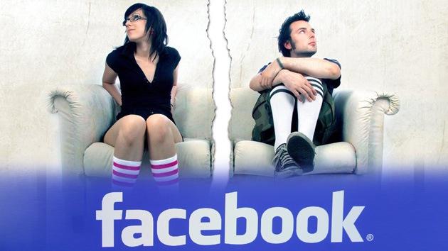 Estudio: Facebook mata el amor