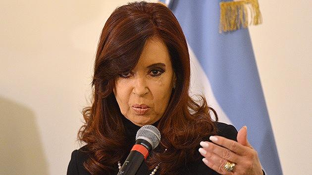 Los familiares de Thatcher vetan la asistencia al funeral a la presidenta de Argentina
