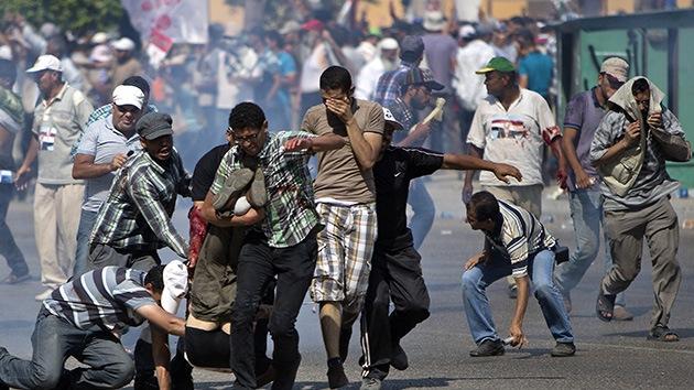 Egipto: Nuevos enfrentamientos en El Cairo dejan 42 muertos y cerca de 500 heridos