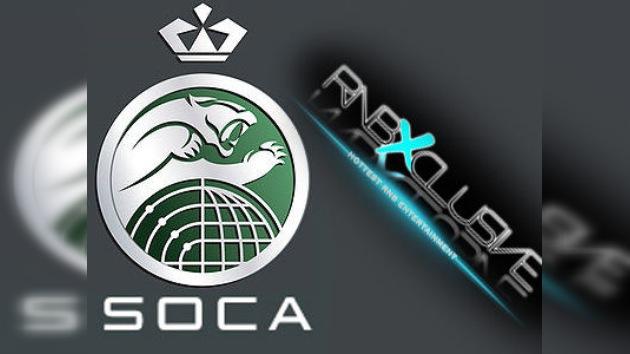 La SOCA 'acalla' un sitio musical en Internet y amenaza encarcelar a sus usuarios