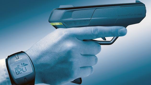 La pistola con más gatillazos: Crean un arma inteligente que solo obedece a su dueño