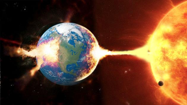 La NASA anuncia Fin del mundo 2013 san valentin?
