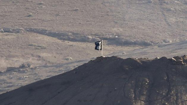 Hallan antiguos tesoros a 20 metros del territorio ocupado por el Estado Islámico