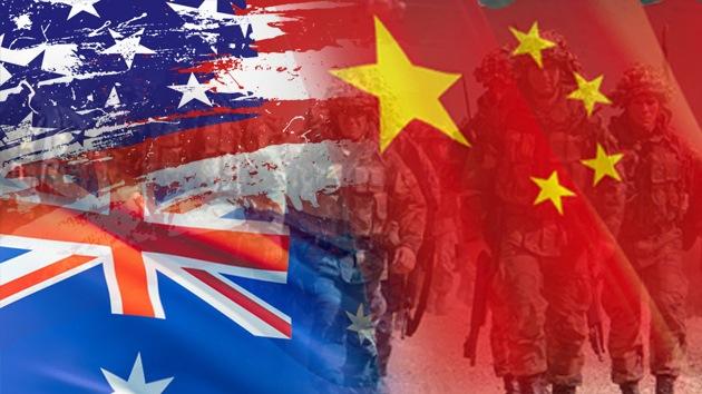 ¿Están preparándose EE.UU. y Australia para una guerra contra China?