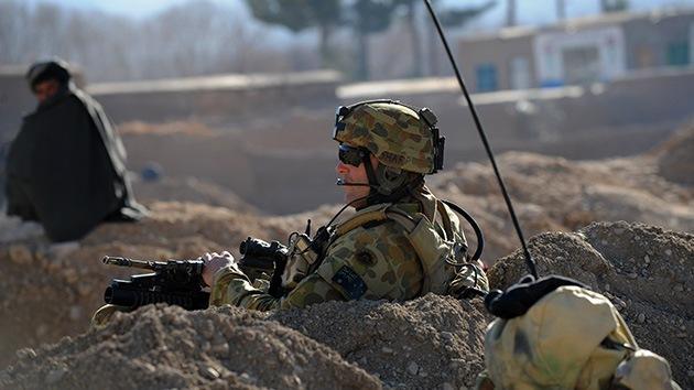 Los soldados australianos, acusados de cortar las manos de un afgano muerto