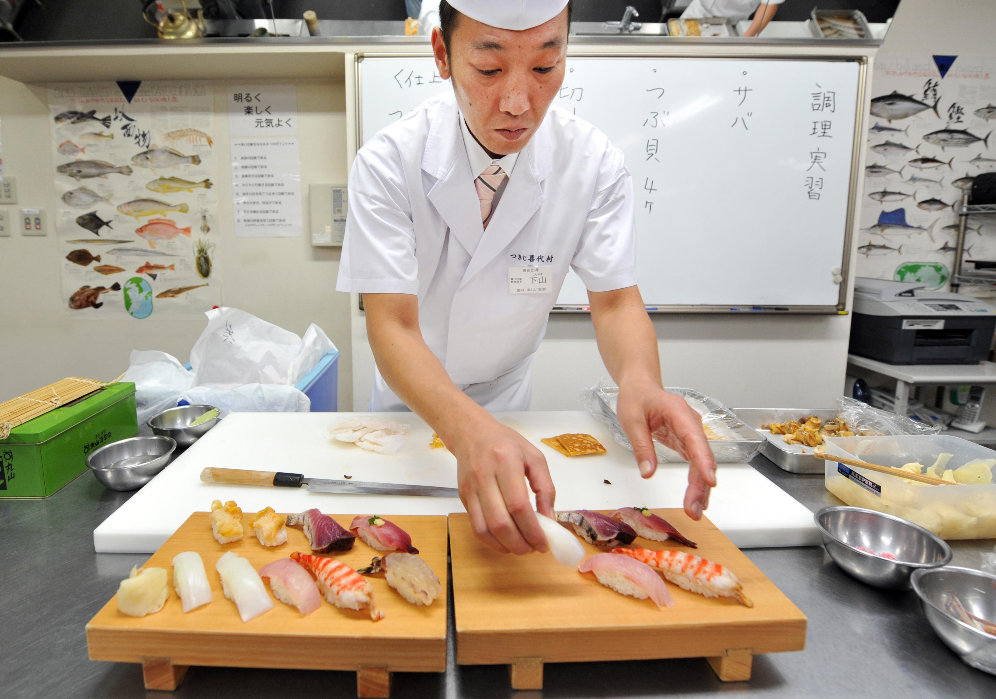 La cocina tradicional japonesa patrimonio de la humanidad for Cocina tradicional