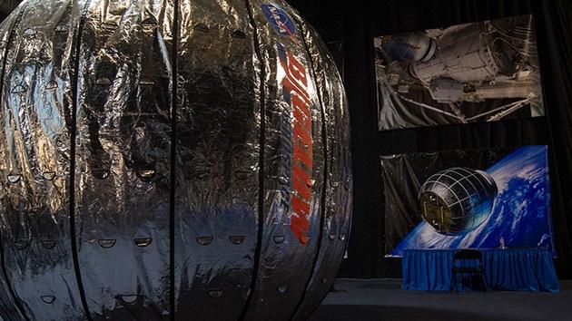 La NASA encarga un módulo espacial expandible