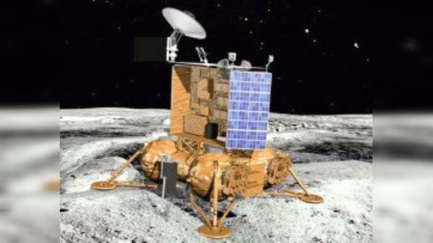 Sonda rusa buscará agua en los polos de la Luna