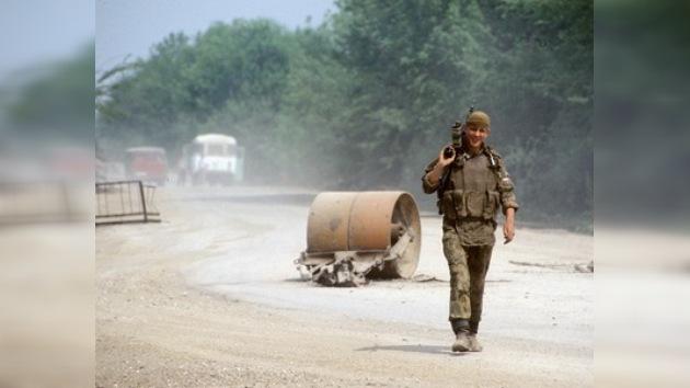 10 paramilitares muertos en Chechenia