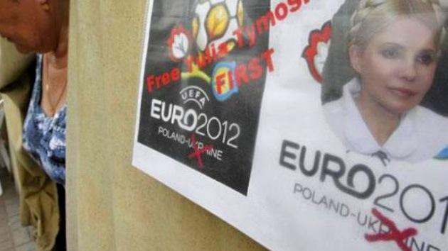 El boicot echa a rodar en la Eurcopa 2012