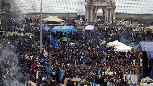 Minuto a minuto: Ucrania en crisis, ¿camino hacia la desintegración?