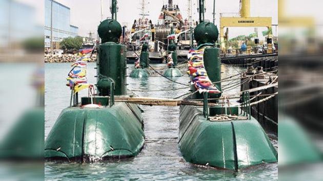 Irán lanza amenazas submarinas a los portaaviones de EE. UU.