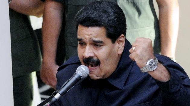 """Maduro: """"La OTAN dejó a Ucrania en manos de grupos ultranacionalistas de tendencia nazi"""""""