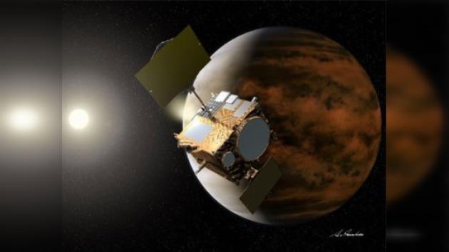 Japón lanza una sonda para explorar el clima de Venus