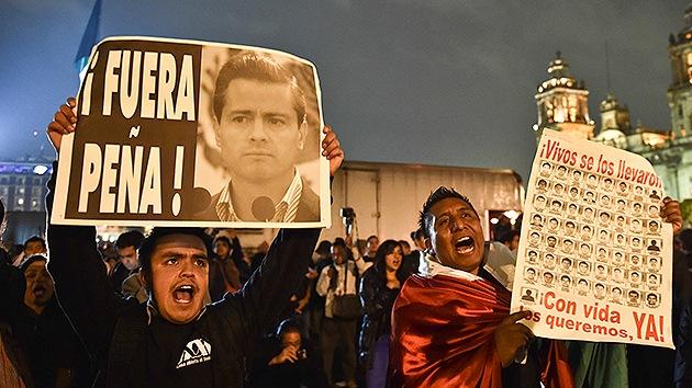 """""""No es fácil que volvamos a confiar en Peña Nieto"""""""