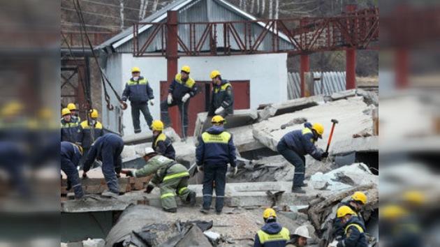Se cancelan las labores de rescate en la mina Raspádskaya