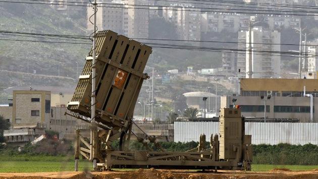 EE.UU. reducirá la financiación del sistema antimisiles israelí Cúpula de Hierro