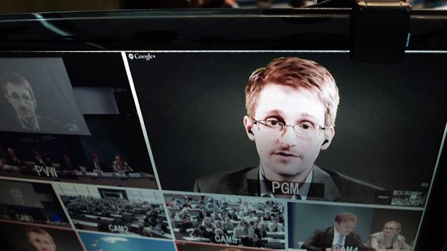 Suiza no extraditará a Snowden si testimonia sobre la NSA