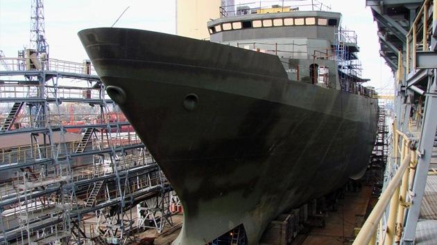 Avanzado buque de inteligencia ruso zarpará rumbo a Hawái y Alaska