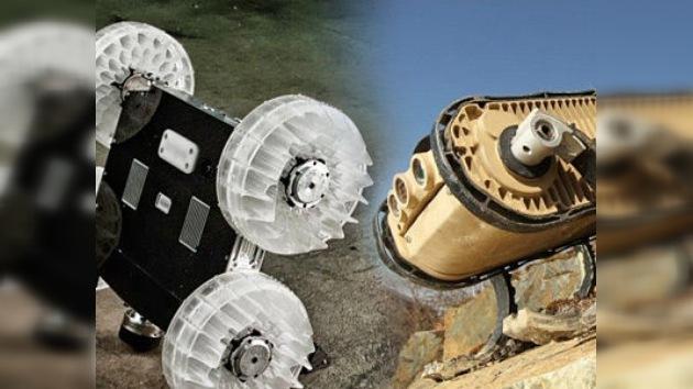 El Pentágono prueba en Afganistán un robot-pulga y un robot-cucaracha