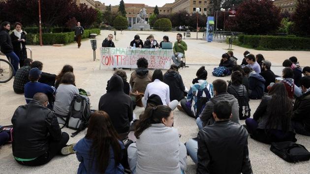 Unesco: España encabeza el fracaso escolar y el desempleo juvenil en Europa