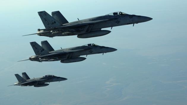 """Exoficiales: """"Fuerza Aérea de EE.UU. en Siria no puede distinguir al amigo del enemigo"""""""