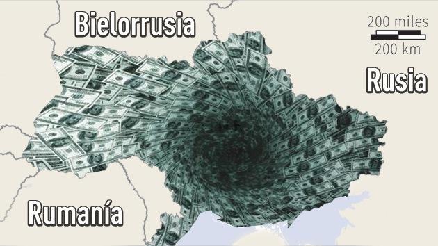 """Medvédev: """"Ucrania debe reembolsar a Rusia 11.000 millones de dólares"""""""