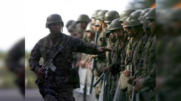 Continúa el proceso judicial de los militares que expulsaron a Zelaya