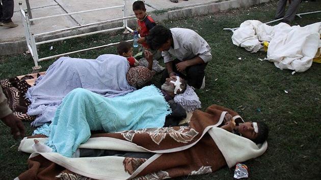 Fotos: Los medios elevan a al menos 250 los muertos por el terremoto en Irán