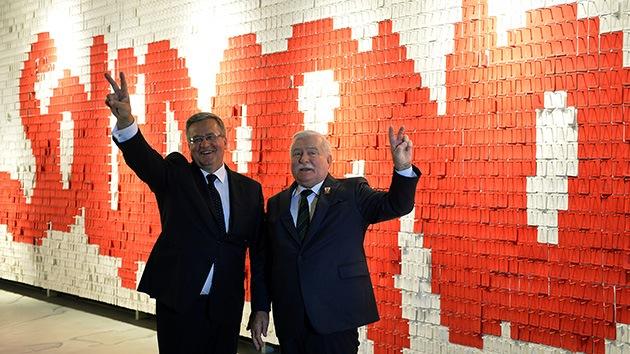 """Lech Walesa: """"Si la Unión Europea armase a Ucrania, provocaría una guerra nuclear"""""""